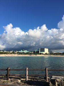 宜野湾市にあるトロピカルビーチ