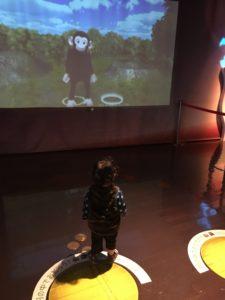 ワンダーミュージアム の遊具