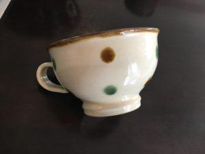 PEANUT MIYAGIPOTTERYのスープカップ