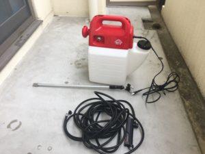 セーフティ3 電気式噴霧器