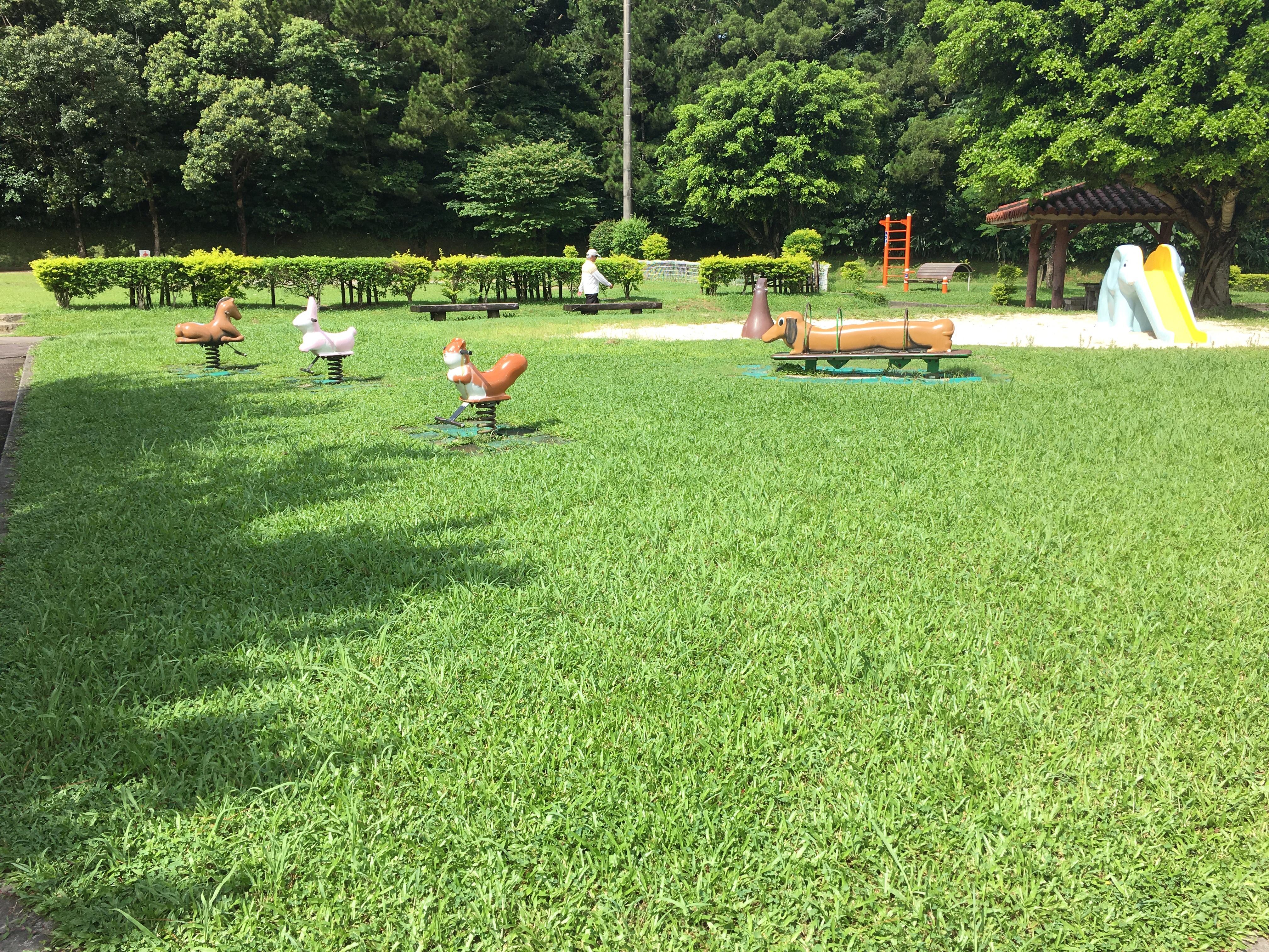 桃原公園の遊具