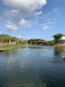 沖縄県総合運動公園の望水亭