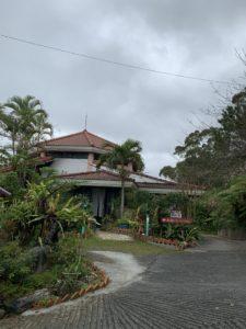本部町の森の家