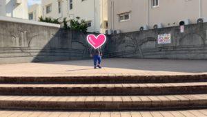宮城屋外運動場のダンス広場