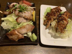 琉球・居酒屋「さとうきび」の料理