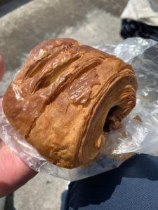 マリブのパン・オ・ショコラ