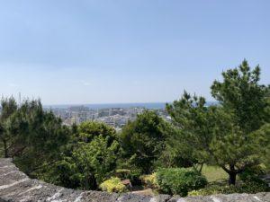 森川公園の絶景スポット